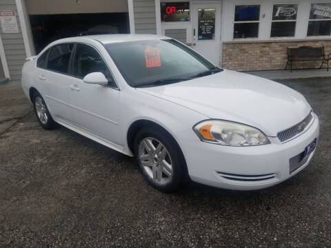 2012 Chevrolet Impala for sale at 1st Quality Auto in Milwaukee WI