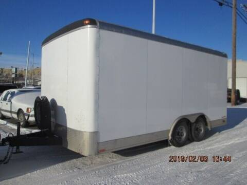 2012 Cargo Mate 8X16 for sale at Auto Acres in Billings MT
