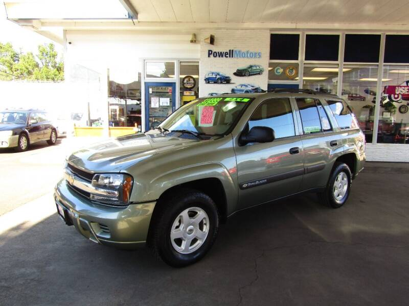 2003 Chevrolet TrailBlazer for sale at Powell Motors Inc in Portland OR