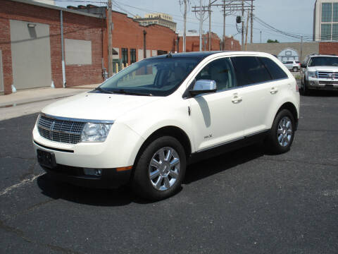 2008 Lincoln MKX for sale at Shelton Motor Company in Hutchinson KS