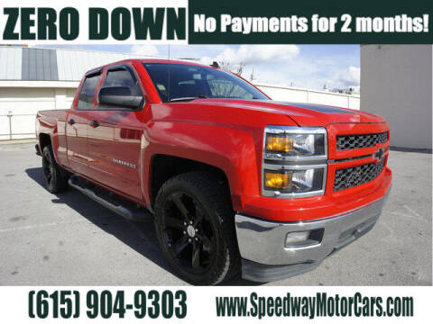 2015 Chevrolet Silverado 1500 for sale at Speedway Motors in Murfreesboro TN