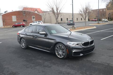 2018 BMW 5 Series for sale at Auto Collection Of Murfreesboro in Murfreesboro TN