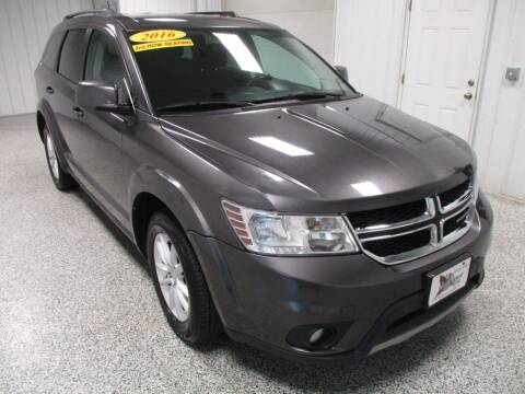 2016 Dodge Journey for sale at LaFleur Auto Sales in North Sioux City SD