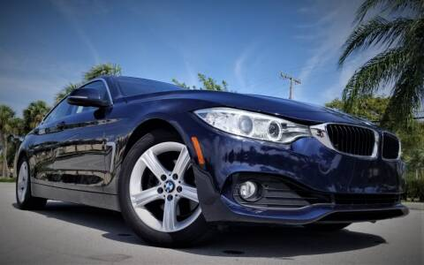 2015 BMW 4 Series for sale at Progressive Motors in Pompano Beach FL