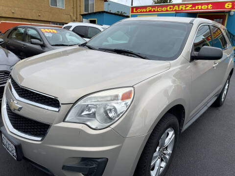 2011 Chevrolet Equinox for sale at CARZ in San Diego CA