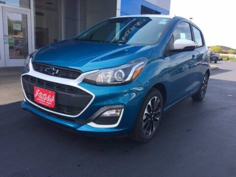 2021 Chevrolet Spark for sale at Jones Chevrolet Buick Cadillac in Richland Center WI