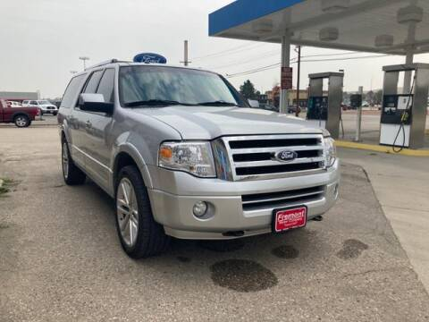 2013 Ford Expedition EL for sale at Rocky Mountain Commercial Trucks in Casper WY