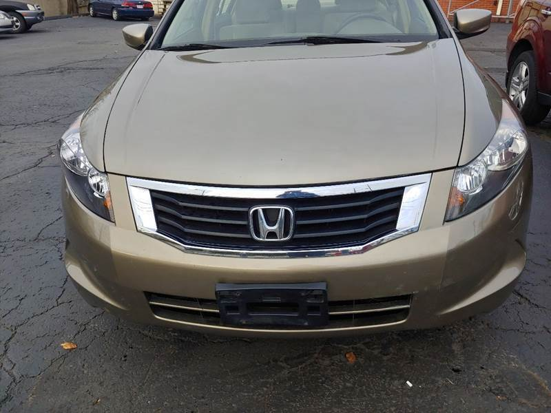 2009 Honda Accord for sale at Beaulieu Auto Sales in Cleveland OH