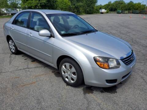 2009 Kia Spectra for sale at 518 Auto Sales in Queensbury NY