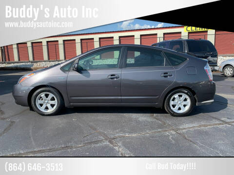 2009 Toyota Prius for sale at Buddy's Auto Inc in Pendleton, SC