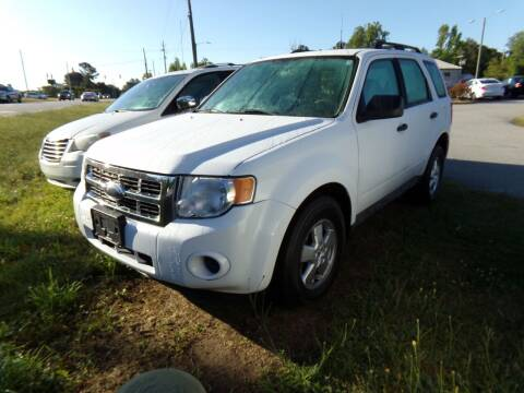 2009 Ford Escape for sale at Creech Auto Sales in Garner NC