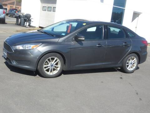 2016 Ford Focus for sale at Price Auto Sales 2 in Concord NH