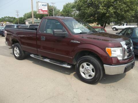 2010 Ford F-150 for sale at A Plus Auto Sales in Sioux Falls SD