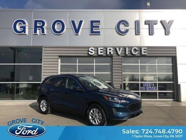 2020 Ford Escape for sale in Grove City, PA