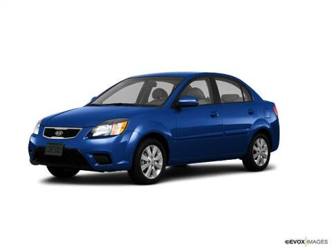 2010 Kia Rio for sale at CHAPARRAL USED CARS in Piney Flats TN