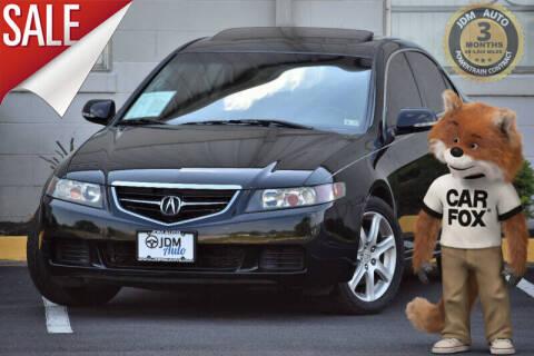 2005 Acura TSX for sale at JDM Auto in Fredericksburg VA