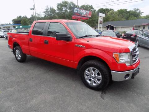 2014 Ford F-150 for sale at Comet Auto Sales in Manchester NH
