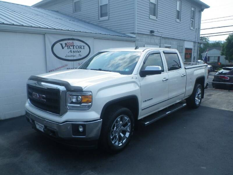 2014 GMC Sierra 1500 for sale at VICTORY AUTO in Lewistown PA
