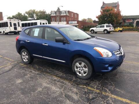 2011 Nissan Rogue for sale at DC Auto Sales Inc in Saint Louis MO