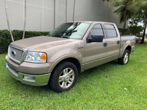 2004 Ford F-150 for sale at Ven-Usa Autosales Inc in Miami FL