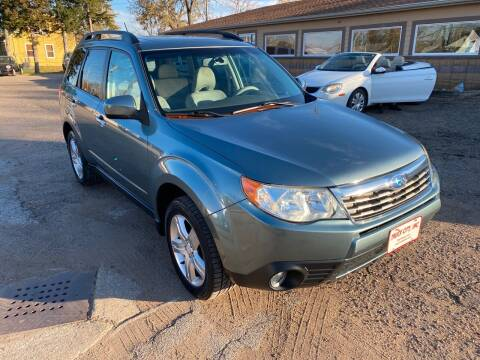 2009 Subaru Forester for sale at Truck City Inc in Des Moines IA