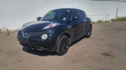 2012 Nissan JUKE for sale at Advantage Motorsports Plus in Phoenix AZ