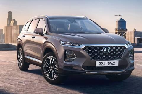 2020 Hyundai Santa Fe for sale at XS Leasing in Brooklyn NY