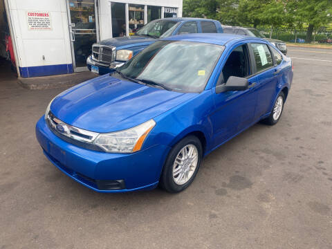 2010 Ford Focus for sale at Vuolo Auto Sales in North Haven CT