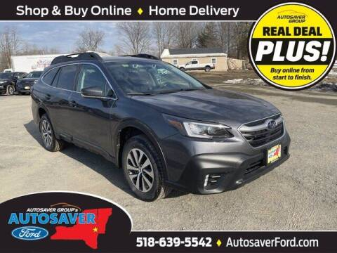 2021 Subaru Outback for sale at Autosaver Ford in Comstock NY