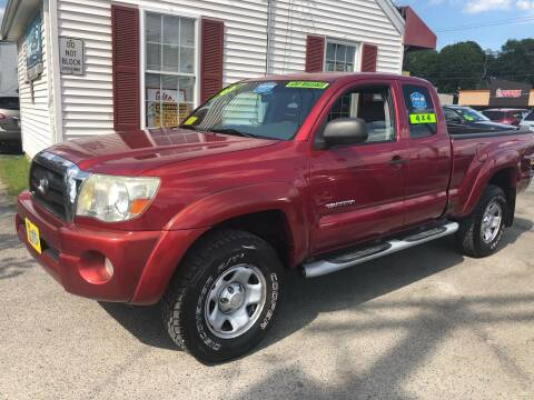 2006 Toyota Tacoma for sale at Crown Auto Sales in Abington MA