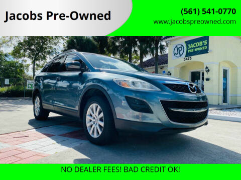 2010 Mazda CX-9 for sale at Jacobs Pre-Owned in Lake Worth FL