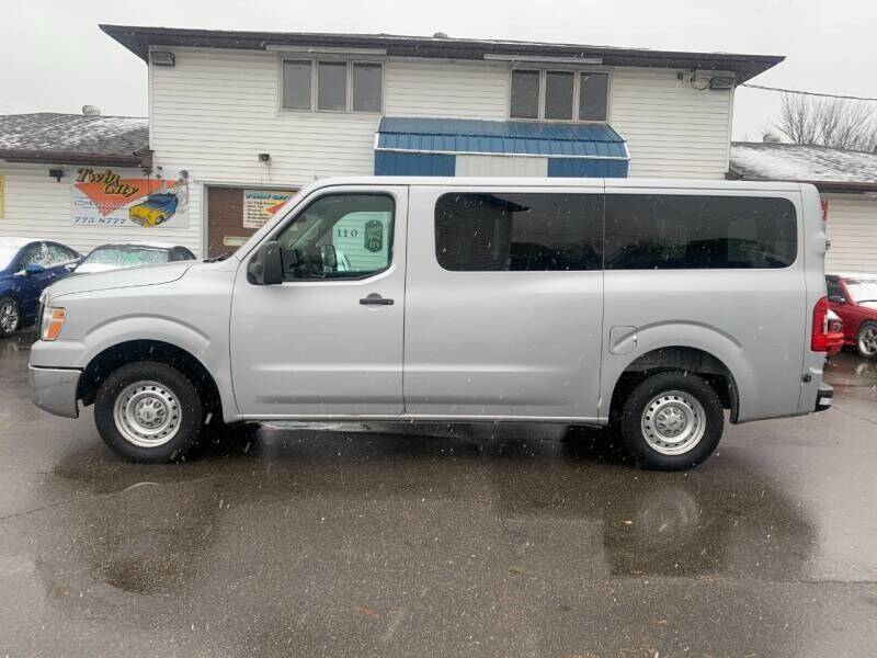 2017 Nissan NV Passenger for sale at Twin City Motors in Grand Forks ND