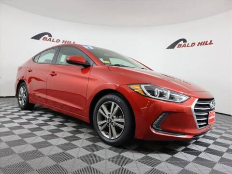 2017 Hyundai Elantra for sale at Bald Hill Kia in Warwick RI