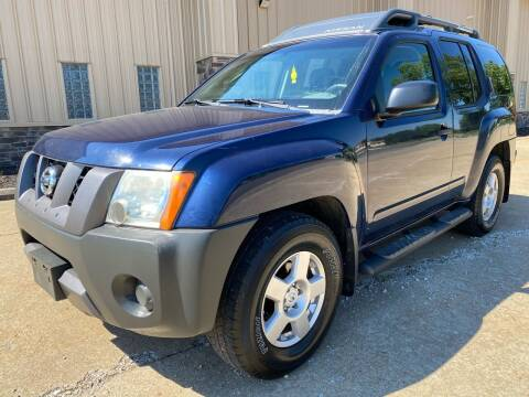 2008 Nissan Xterra for sale at Prime Auto Sales in Uniontown OH
