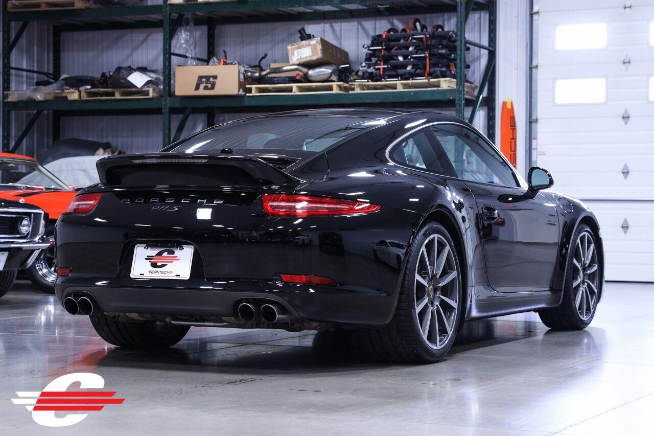 Cantech automotive: 2013 Porsche 911 3.8L H6 Coupe