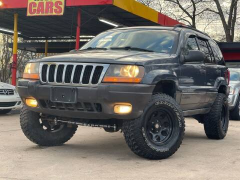 2000 Jeep Grand Cherokee for sale at Cash Car Outlet in Mckinney TX