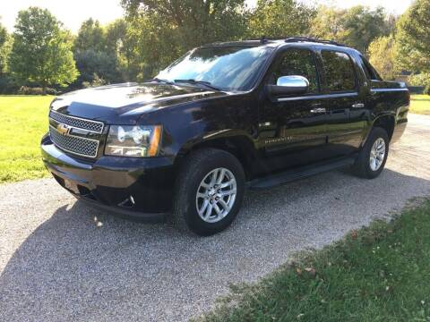 2013 Chevrolet Avalanche for sale at Yoder's Auto Connection LTD in Gambier OH