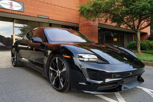 2020 Porsche Taycan for sale at Team One Motorcars, LLC in Marietta GA