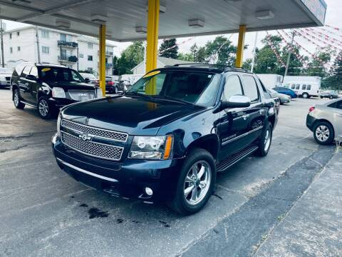 2009 Chevrolet Avalanche for sale at Car Credit Stop 12 in Calumet City IL