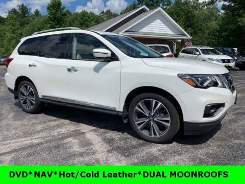2019 Nissan Pathfinder for sale at Drivers Choice Auto & Truck in Fife Lake MI