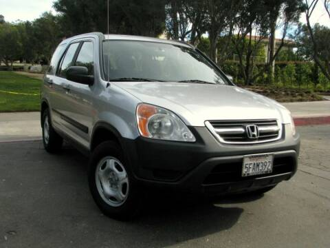 2004 Honda CR-V for sale at Used Cars Los Angeles in Los Angeles CA