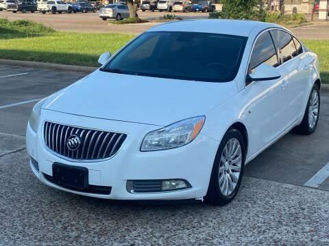 2011 Buick Regal for sale at Hadi Motors in Houston TX