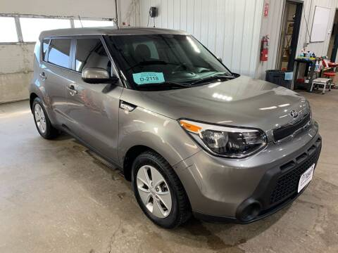 2016 Kia Soul for sale at Premier Auto in Sioux Falls SD