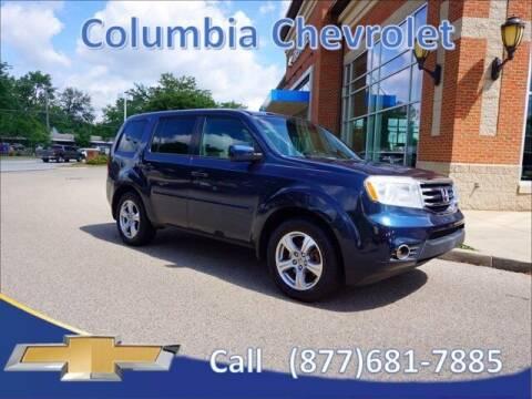 2012 Honda Pilot for sale at COLUMBIA CHEVROLET in Cincinnati OH