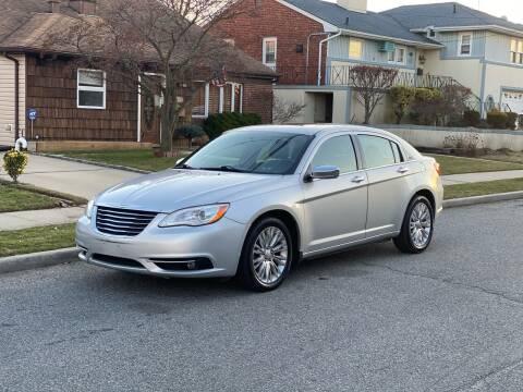 2011 Chrysler 200 for sale at Reis Motors LLC in Lawrence NY