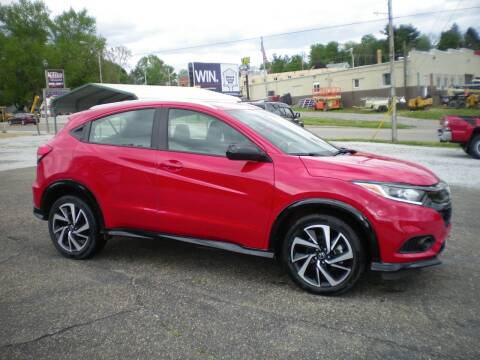 2019 Honda HR-V for sale at Starrs Used Cars Inc in Barnesville OH