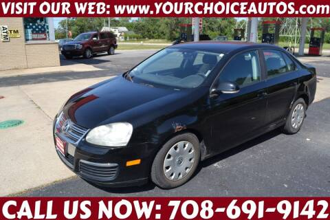 2006 Volkswagen Jetta for sale at Your Choice Autos - Crestwood in Crestwood IL