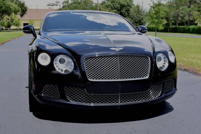 2012 Bentley Continental for sale at Monaco Motor Group in Orlando FL
