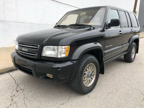 2001 Isuzu Trooper for sale at WALDO MOTORS in Kansas City MO