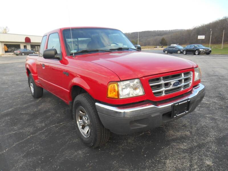 2001 Ford Ranger for sale at Maczuk Automotive Group in Hermann MO